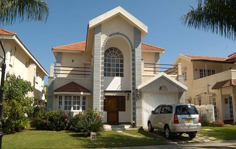 Adarsh Palm Meadows Annexe