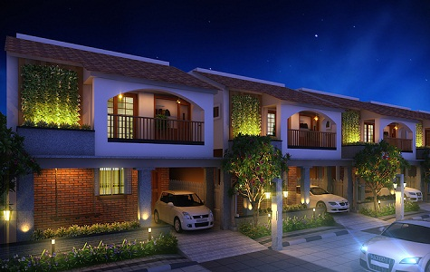 Bluejay Malgudi Villas Featured Image