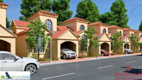 Upcoming Villas in North Bangalore