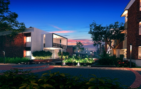 Ongoing Villa Projects in Sarjapur Road