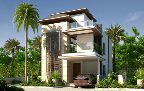 Mahaveer Villas of The World