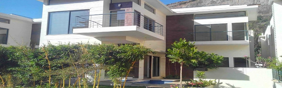 Gated Community Villas In Nandi Hills North Bangalore